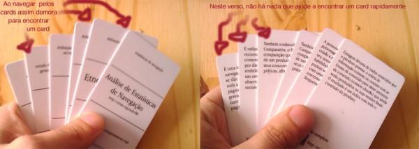 Navegação pelos cards 2